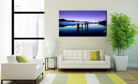 Serenity of Derwent Water - Canvas Print on Wall
