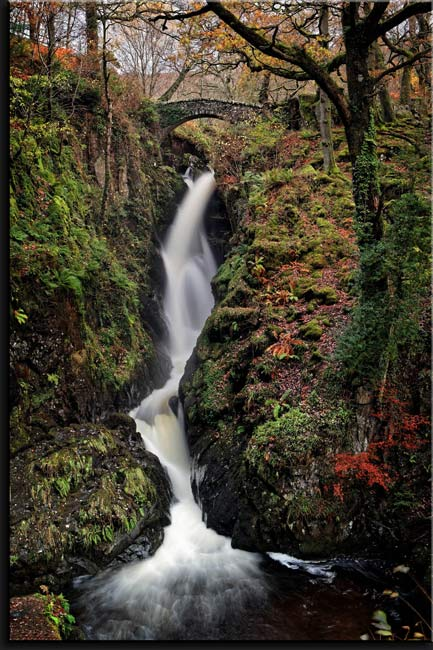 Aira in Full Force - Lake District Print