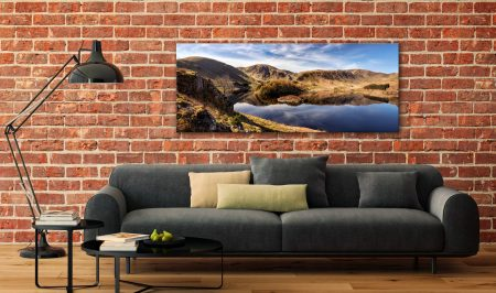 Spring Morning at Haweswater - Canvas Print on Wall