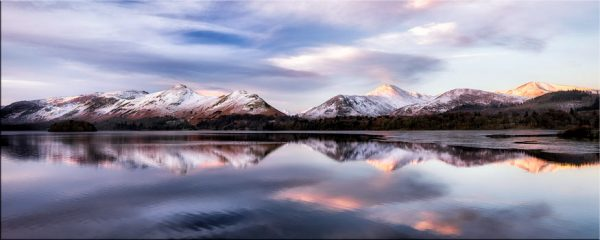 Colours of Dawn at Derwent Water