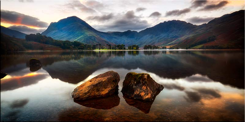 Buttermere Rocks - Lake District