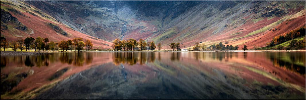 The Buttermere Bowl Canvas