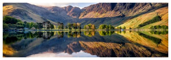 First Light at Buttermere