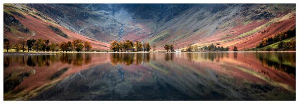 The Buttermere Bowl - Lake District Print