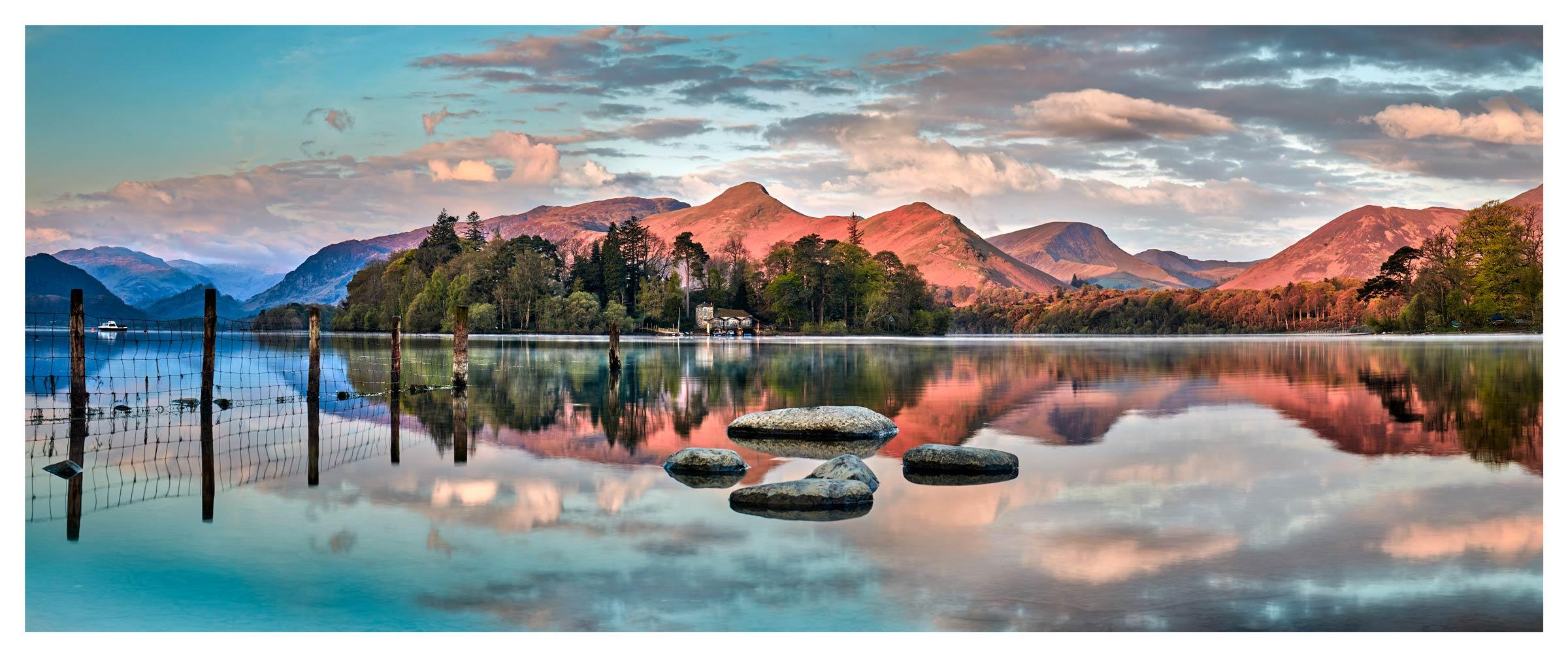 foto Dawn Lake