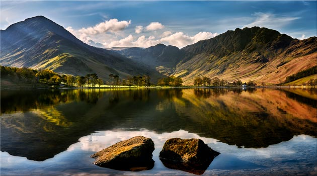 Lake District Canvas Prints