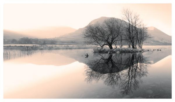 Morning Mists at Brothers Water - Lake District Print