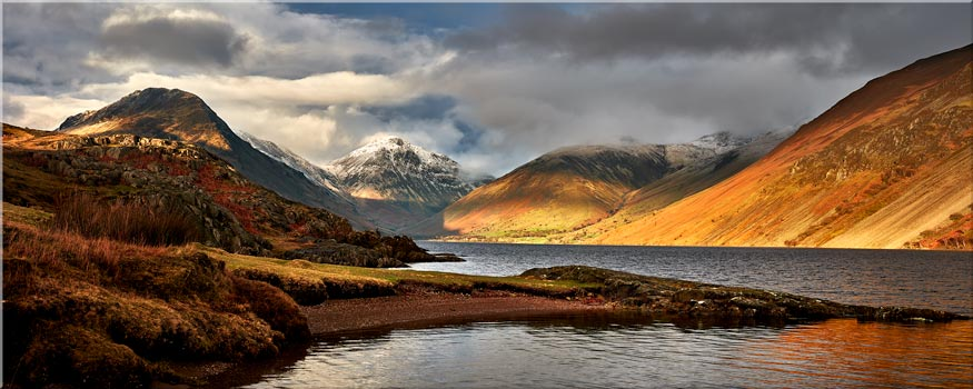 Wast Water Canvas Gallery