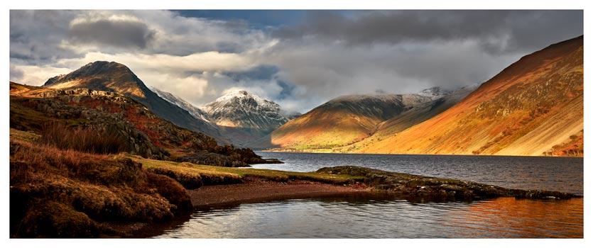 Glorious Lake District - Lake District Print