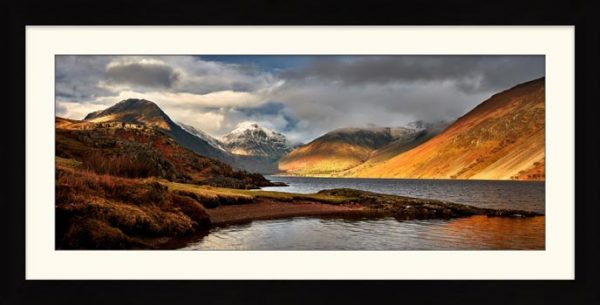 Glorious Lake District - Framed Print with Mount