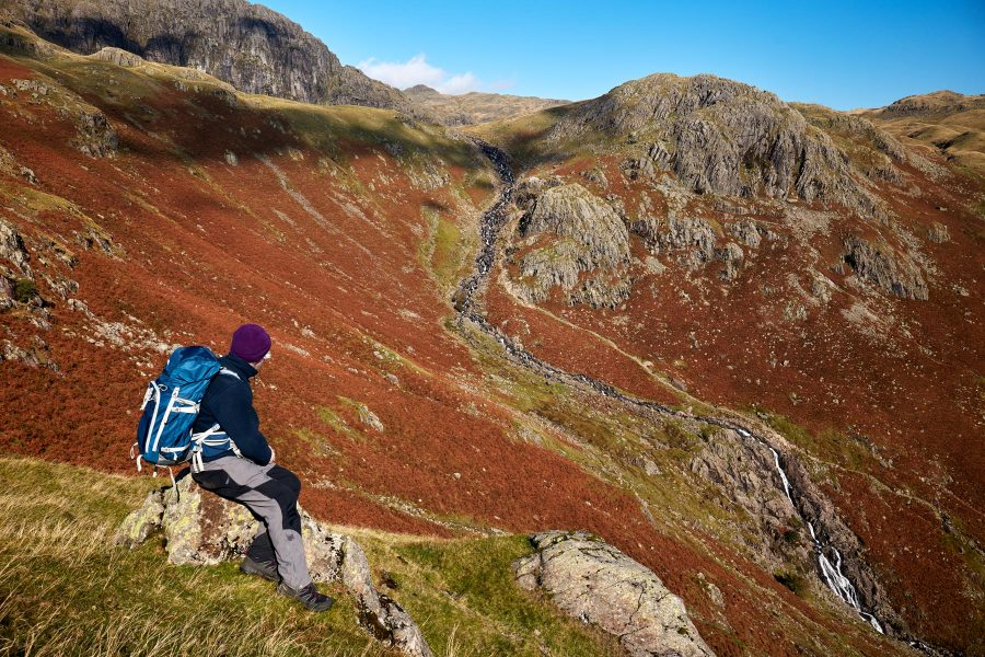 Me on the Langdale