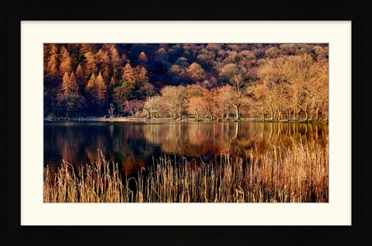 The Browns of Buttermere - Framed Print with Mount