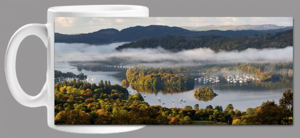 Bowness Morning Mists Mug