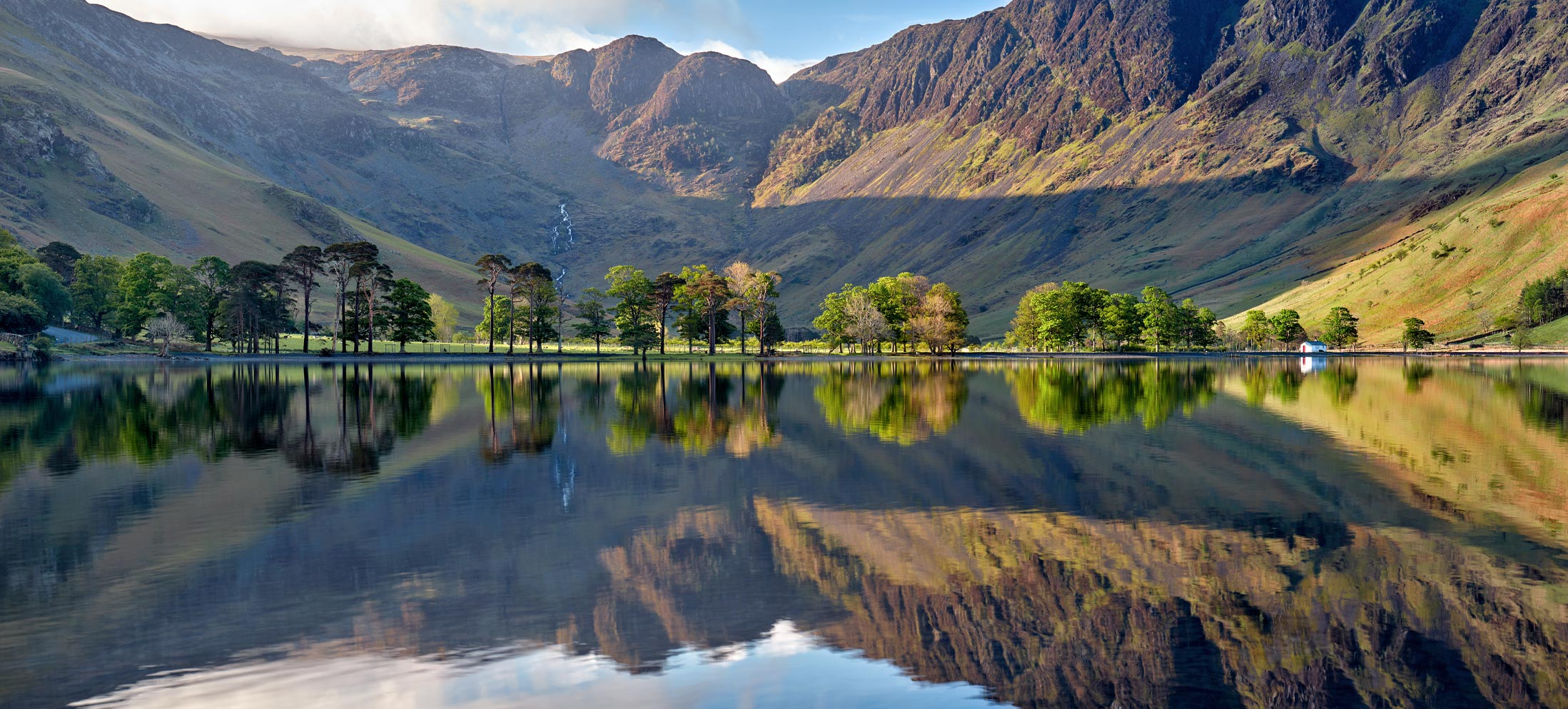 First Light Buttermere Mug