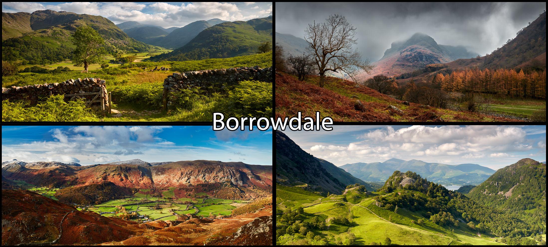 Borrowdale Mugs 4PK