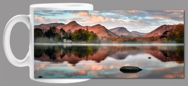 Cat Bells Red Dawn Mug