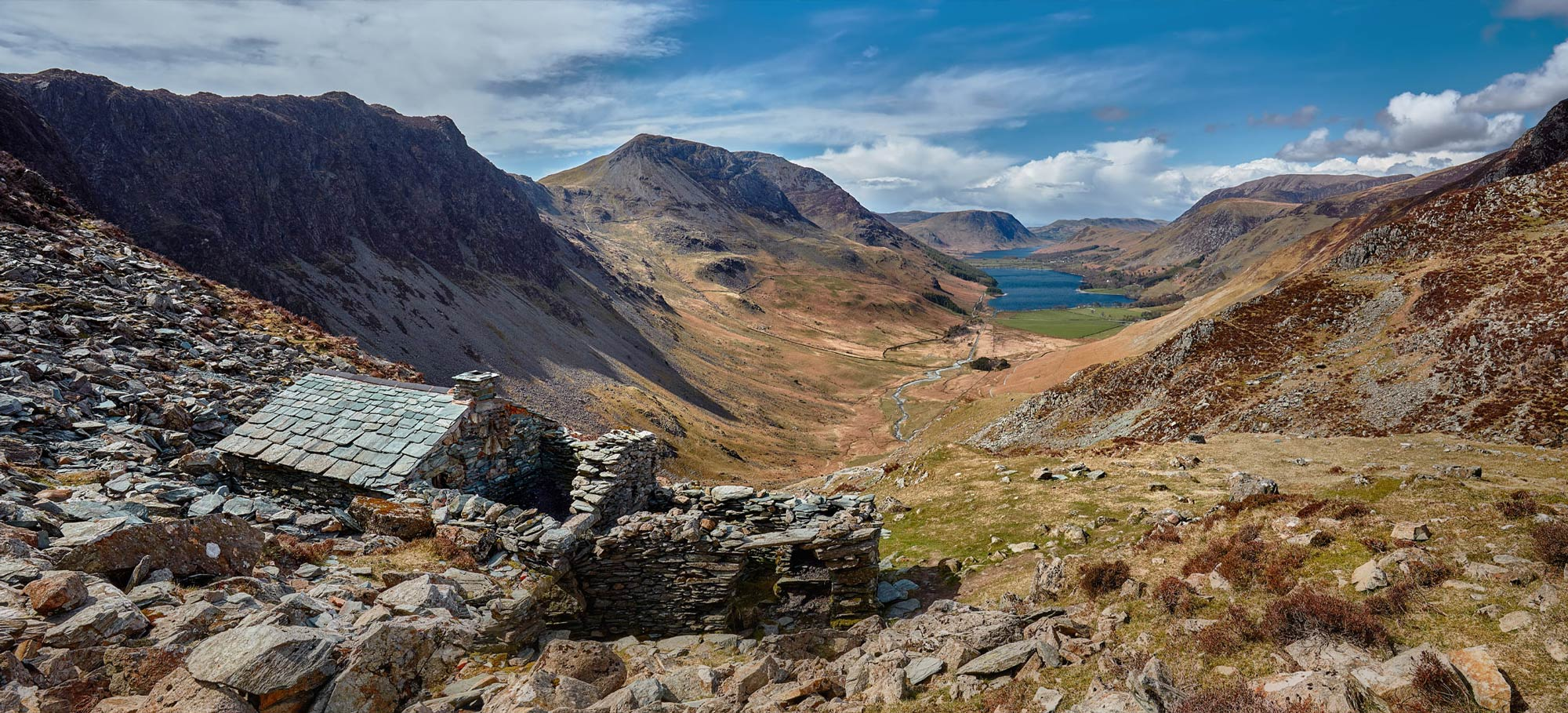 Warnscale Bothy and Buttermere Valley Mug