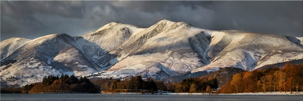 Lake District Winter Canvas Gallery