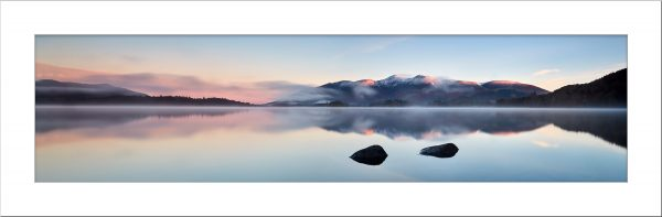 Search … A New Day Dawns at Derwent Water Mounted Print
