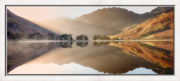 Bright Light on Buttermere - Modern Print