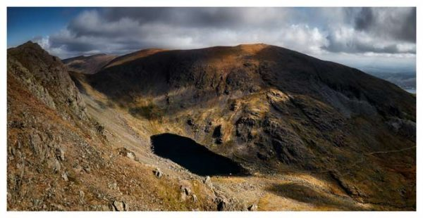 Goats Water and Coniston Old Man - Lake District Print