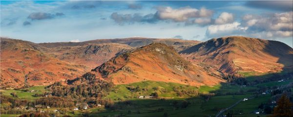 Helm Crag - Canvas Print