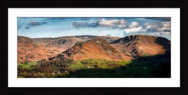 Helm Crag - Framed Print with Mount