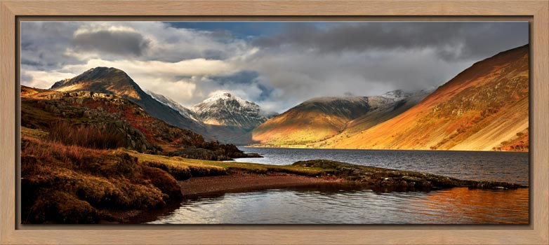 Glorious Wast Water - Modern Print