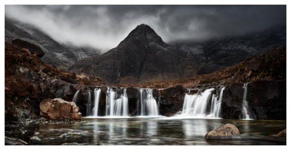 Fairy Pools Waterfall - Isle of Skye Print