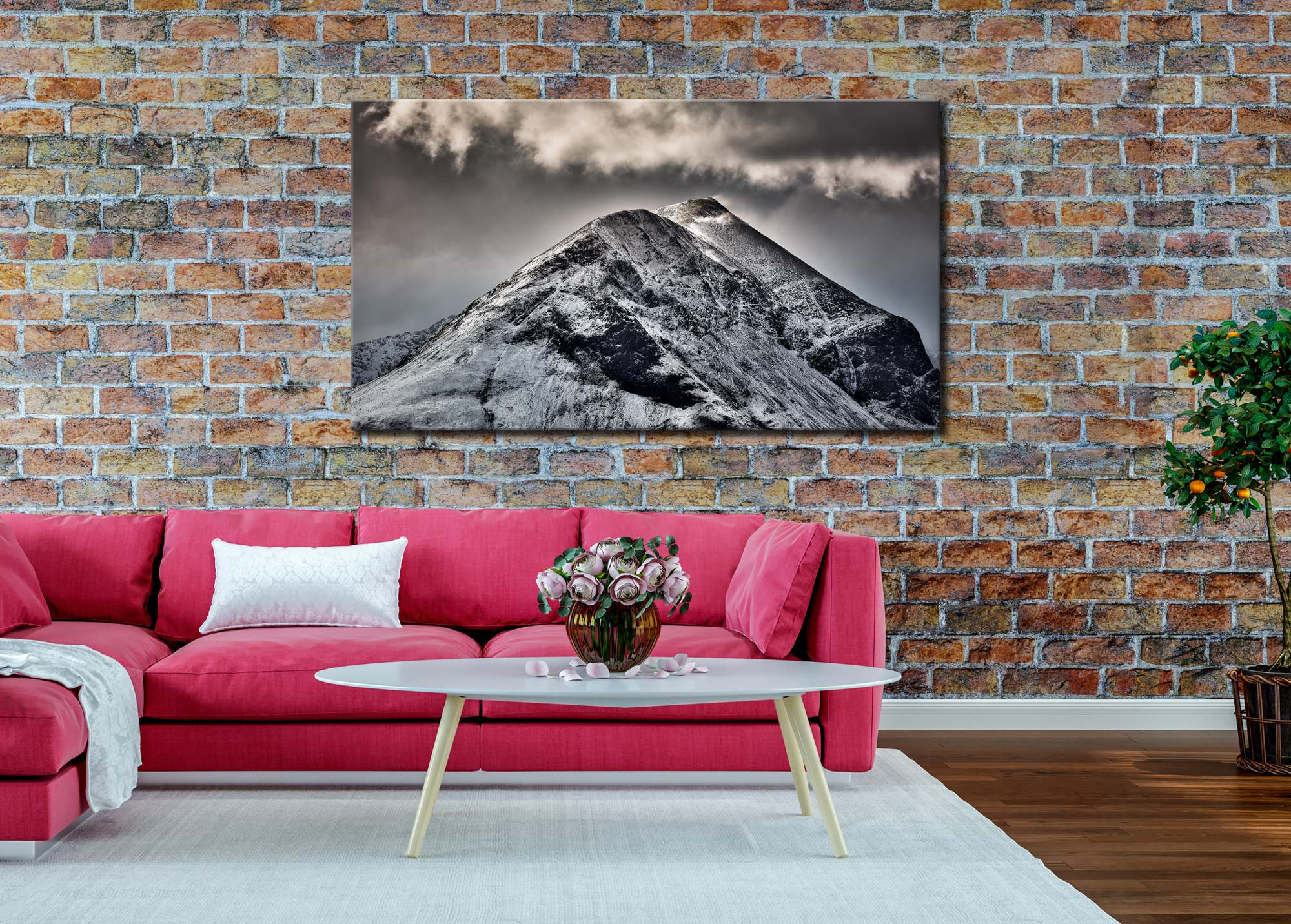 Marsco Isle of Skye - Canvas Print on Wall