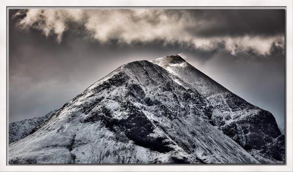 Marsco Isle of Skye - Modern Print