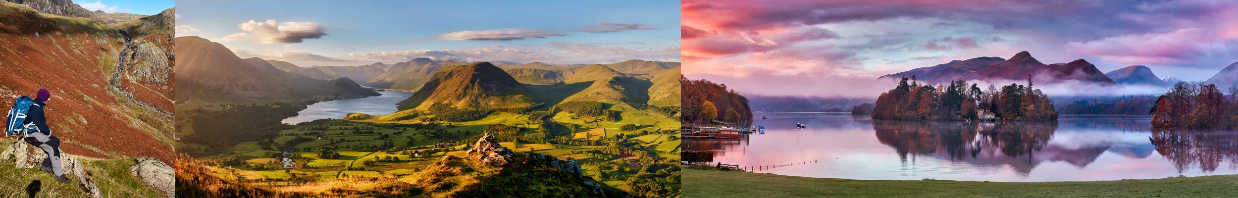 Landscape Photography Header