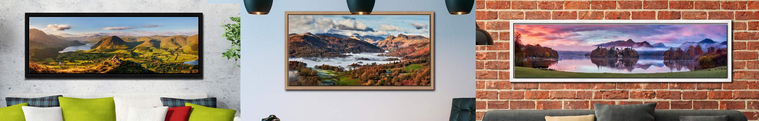 Framed prints of the Lake District