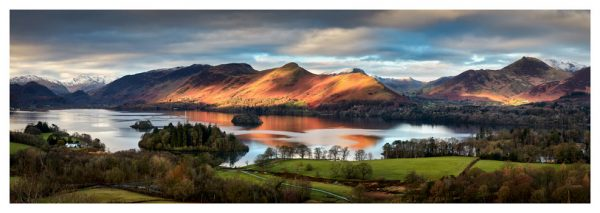 Cat Bells Morning Light - Prints of Lake District